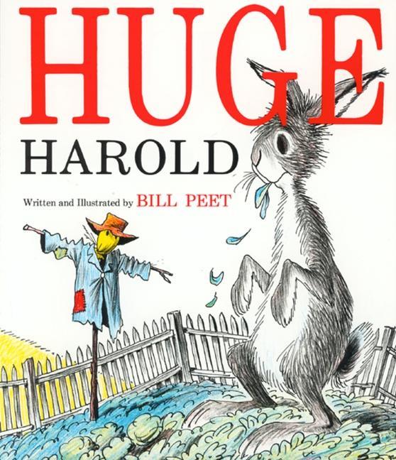 Huge Harold als Taschenbuch