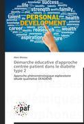 Démarche éducative d'approche centrée patient dans le diabète type 2