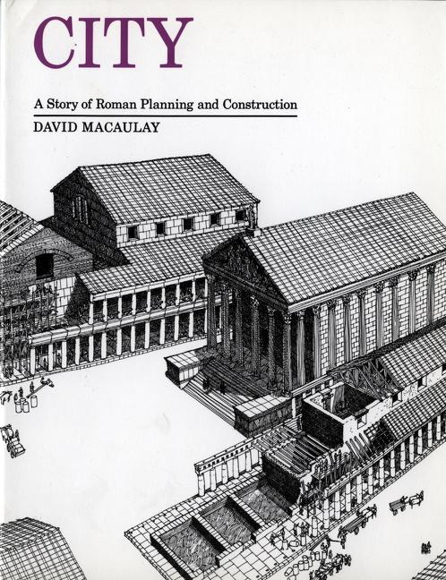 City: A Story of Roman Planning and Construction als Taschenbuch