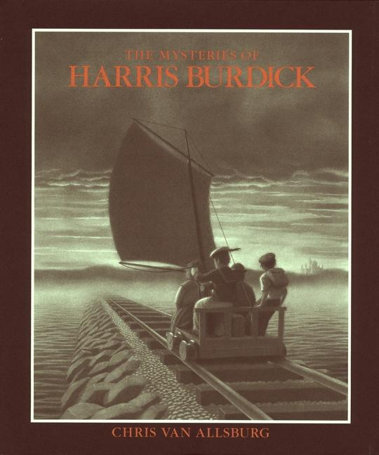 The Mysteries of Harris Burdick als Buch