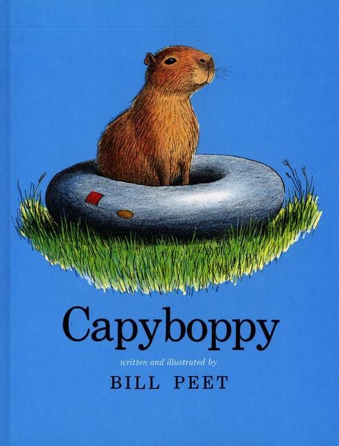 Capyboppy als Taschenbuch