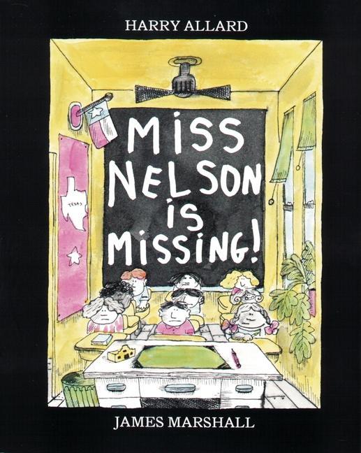 Miss Nelson Is Missing! als Taschenbuch