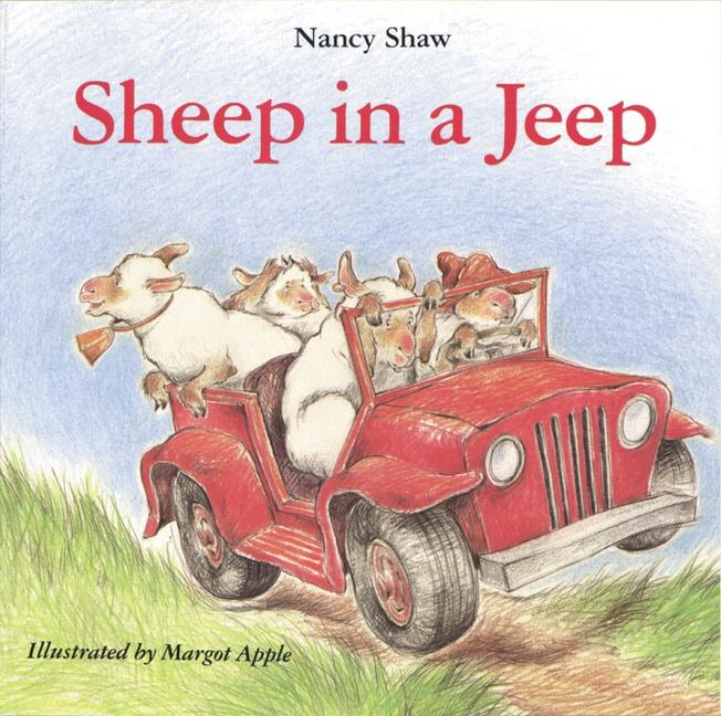 Sheep in a Jeep als Buch