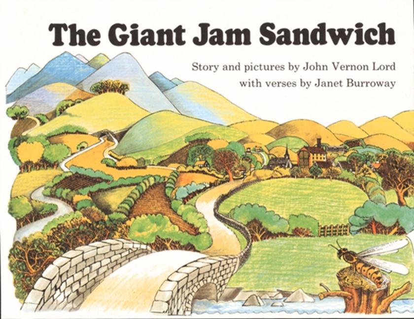 The Giant Jam Sandwich als Taschenbuch