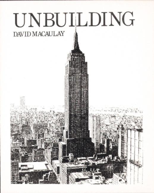 Unbuilding als Taschenbuch