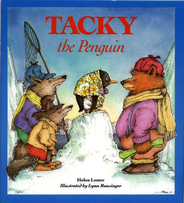 Tacky the Penguin als Buch