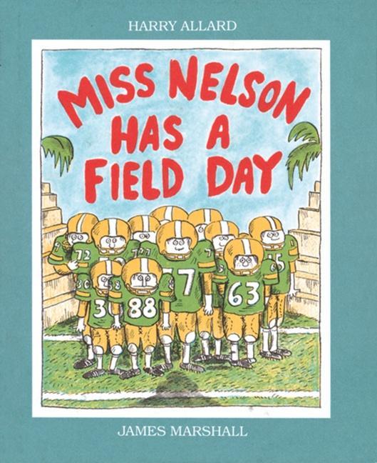 Miss Nelson Has a Field Day als Taschenbuch