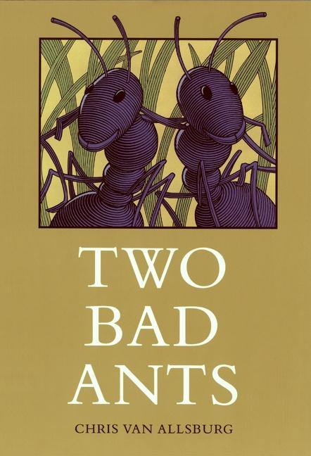 Two Bad Ants als Buch