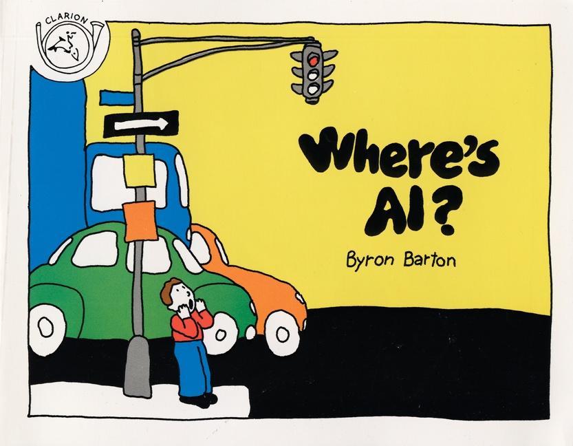 Where's Al? als Taschenbuch
