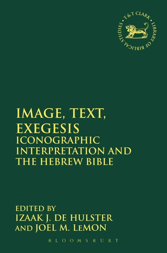 Image, Text, Exegesis als eBook Download von