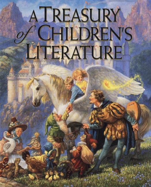 A Treasury of Children's Literature als Buch