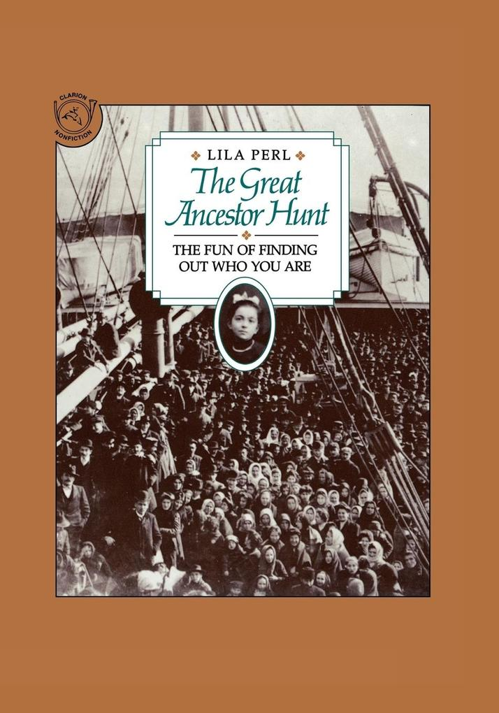The Great Ancestor Hunt: The Fun of Finding Out Who You Are als Taschenbuch