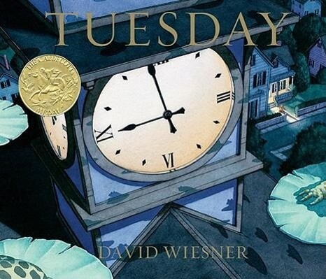 Tuesday als Buch
