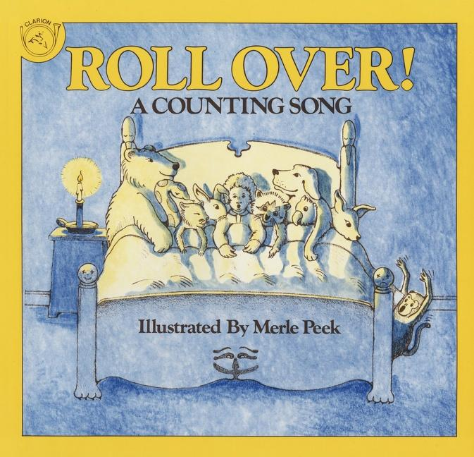 Roll Over!: A Counting Song als Taschenbuch