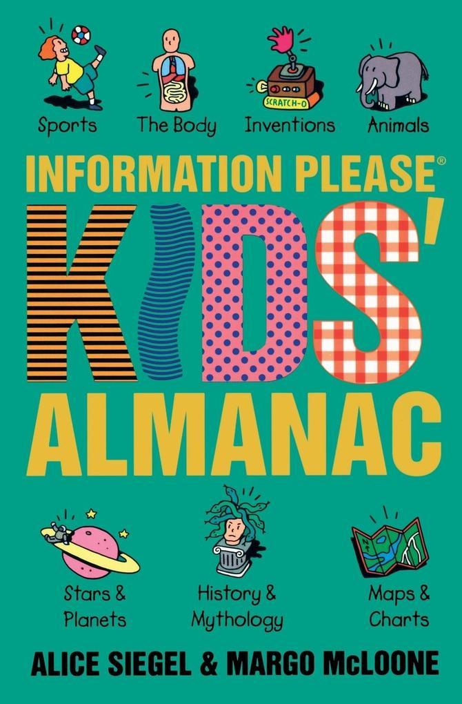 The Information Please Kids Almanac als Taschenbuch
