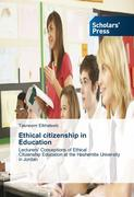 Ethical citizenship in Education