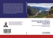 Distributed Water Balance Model in Complex Watershed
