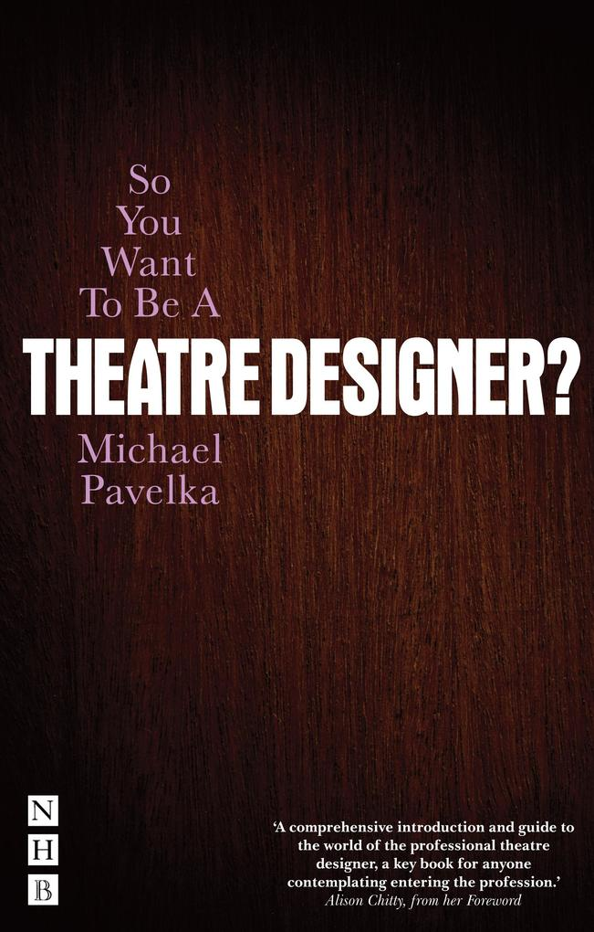 So You Want To Be A Theatre Designer? als eBook...