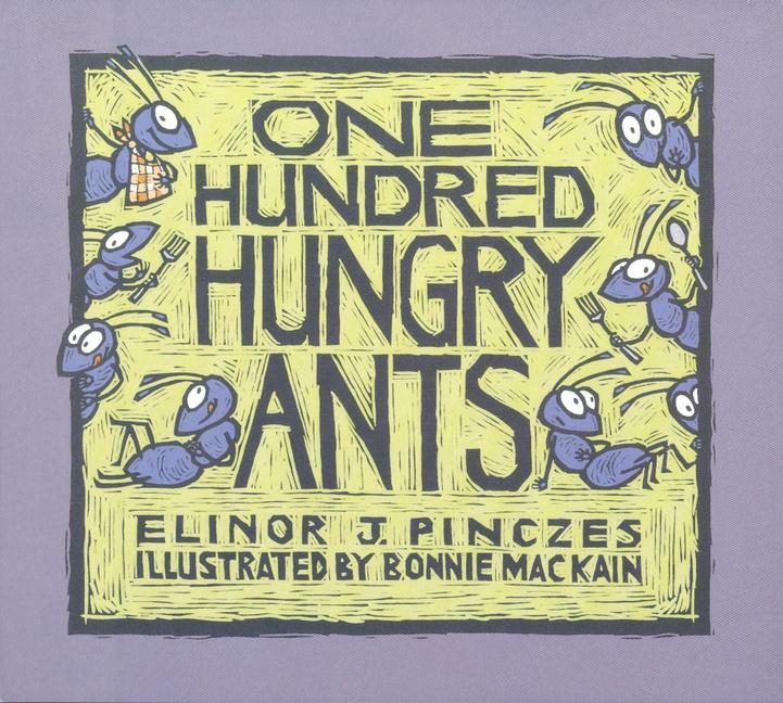 One Hundred Hungry Ants als Buch