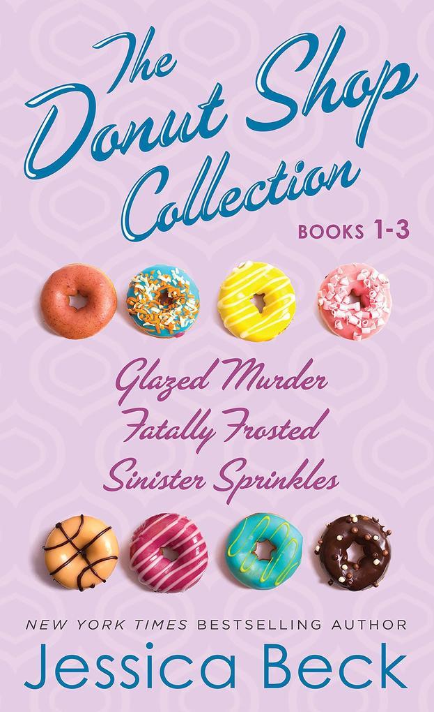 The Donut Shop Series, Books 1-3 als eBook Down...