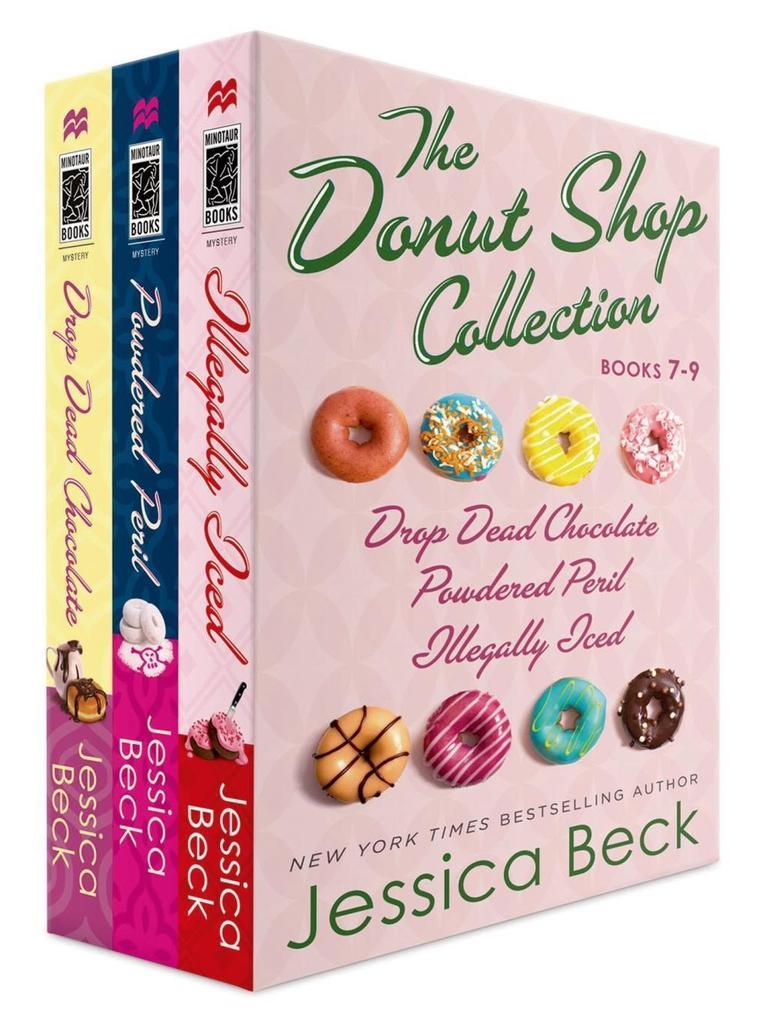 The Donut Shop Series, Books 7-9 als eBook Down...