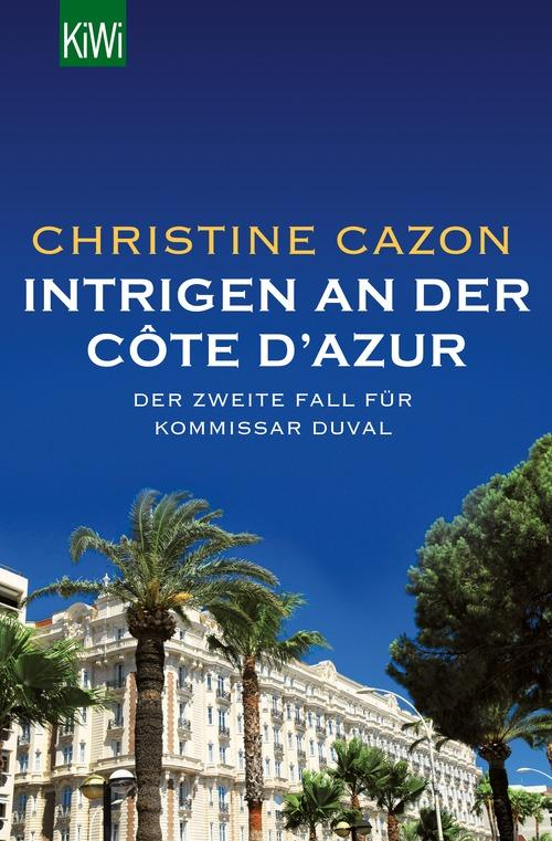 Intrigen an der Côte d'Azur als eBook