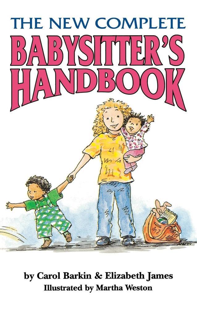 The New Complete Babysitter's Handbook als Taschenbuch