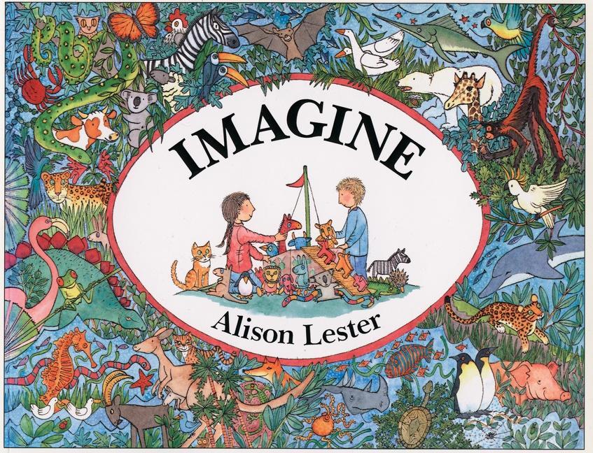 Imagine als Taschenbuch