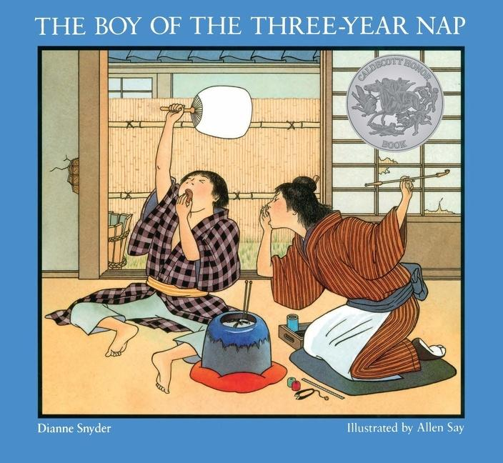 The Boy of the Three-Year Nap als Taschenbuch