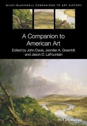A Companion to American Art als eBook Download von