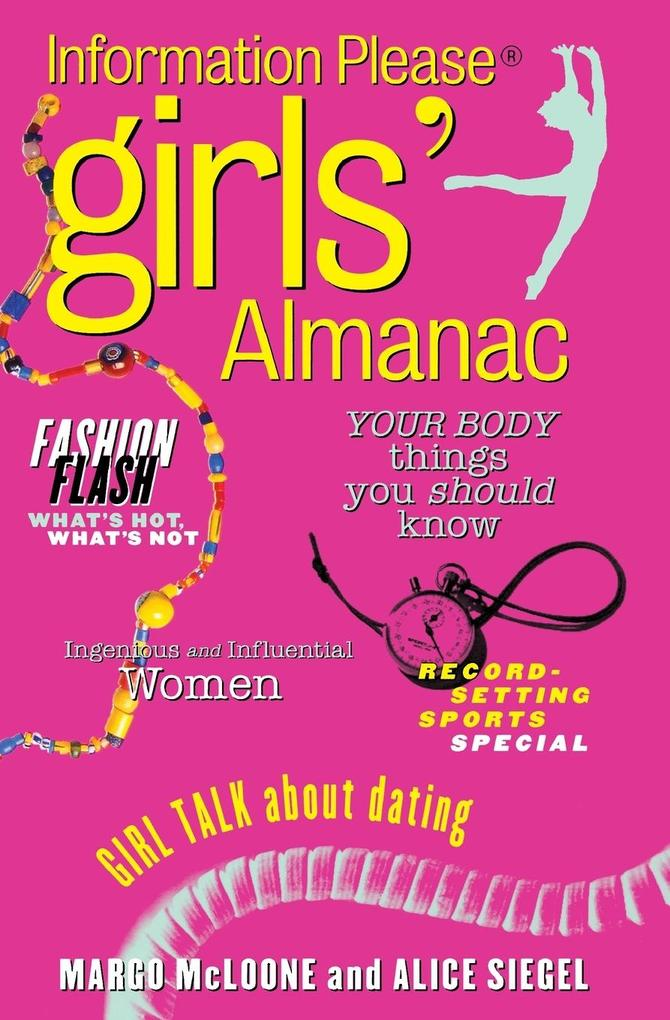 The Information Please Girls' Almanac als Taschenbuch