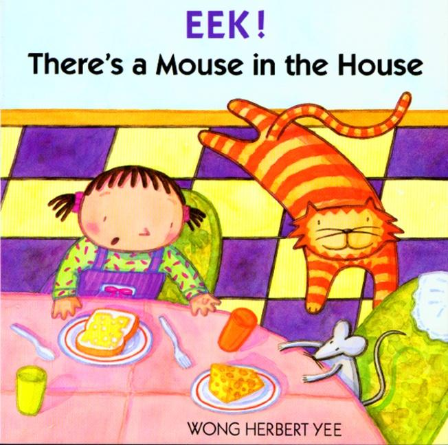 Eek! There's a Mouse in the House als Taschenbuch
