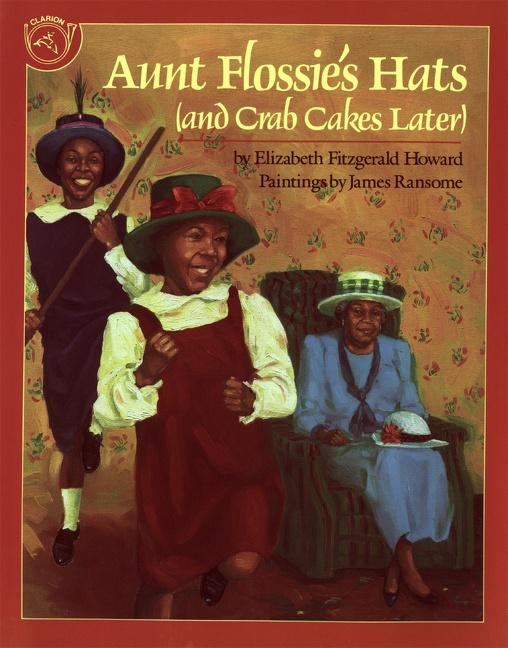 Aunt Flossie's Hats and Crab Cakes Later als Taschenbuch