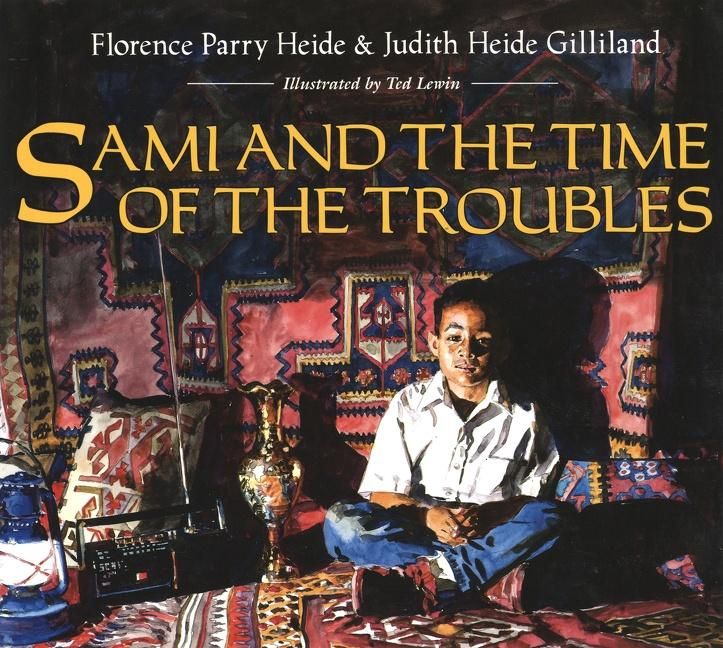 Sami and the Time of the Troubles als Taschenbuch