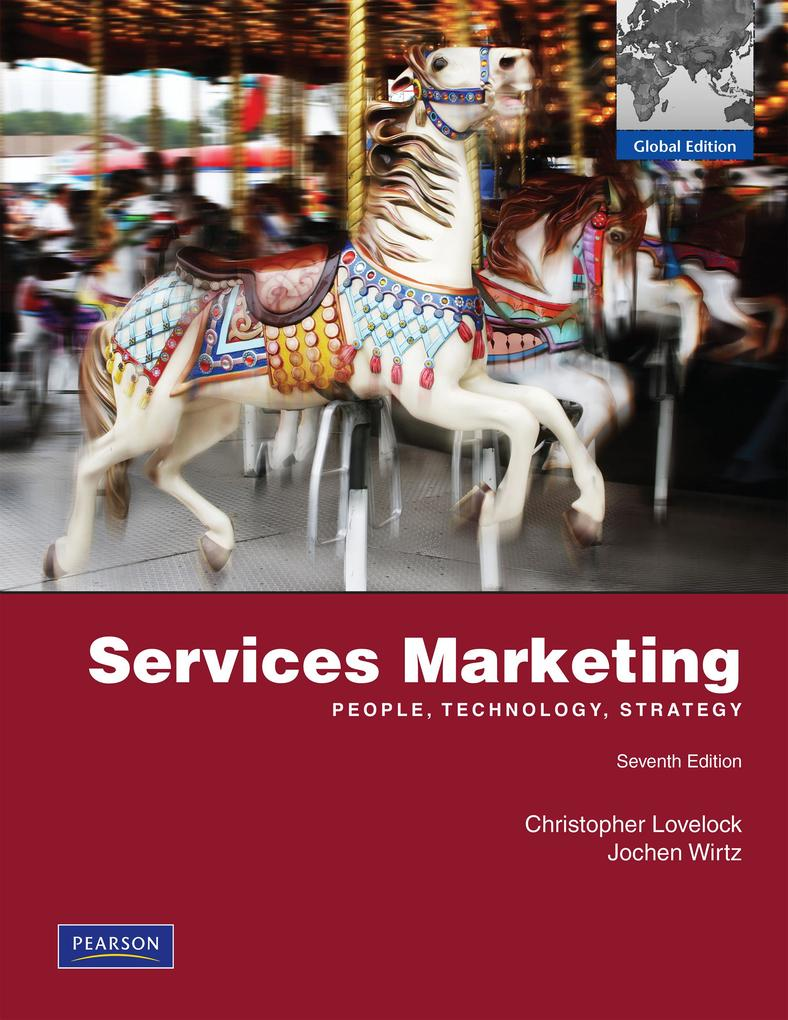 Services Marketing: Global Edition als eBook Do...