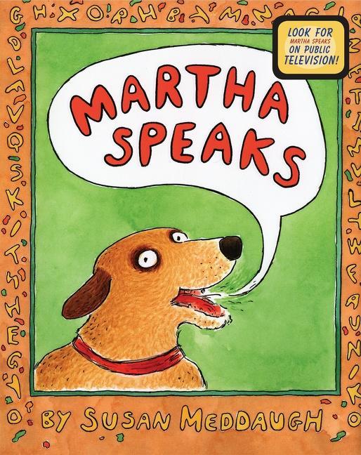 Martha Speaks als Taschenbuch