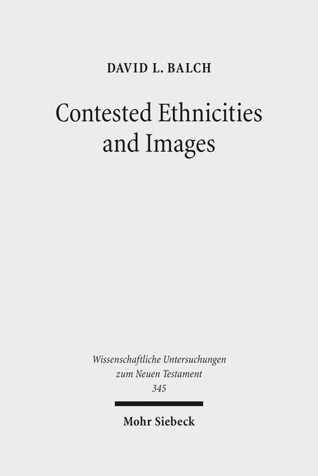 Contested Ethnicities and Images als Buch von D...