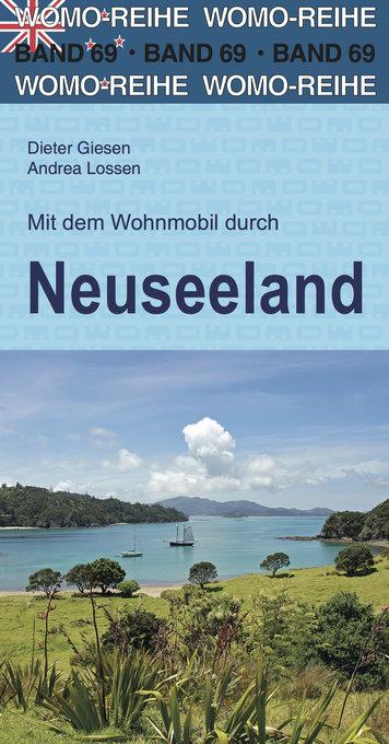 Mit dem Wohnmobil durch Neuseeland als eBook