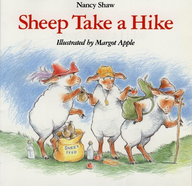 Sheep Take a Hike als Taschenbuch