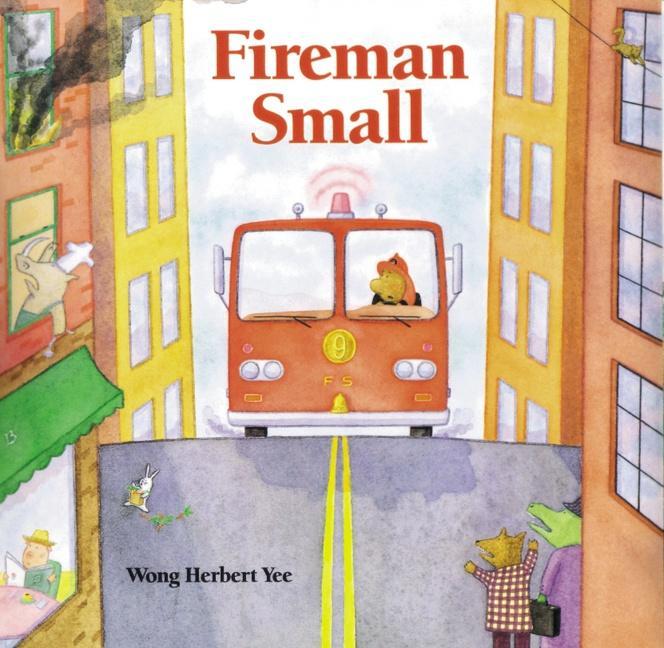 Fireman Small als Taschenbuch