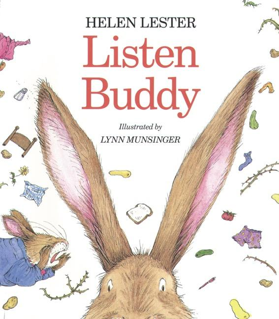Listen, Buddy als Taschenbuch