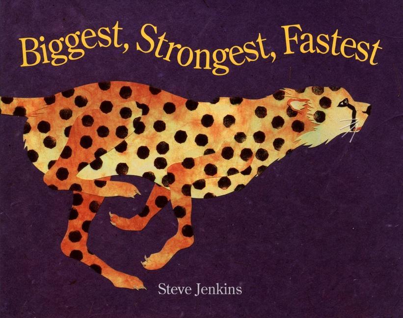 Biggest, Strongest, Fastest als Taschenbuch