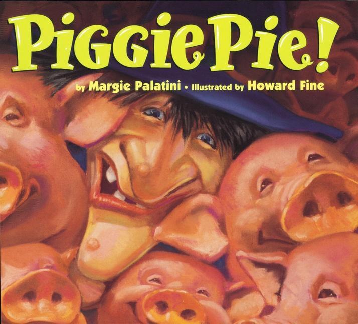Piggie Pie! als Taschenbuch