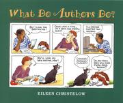 What Do Authors Do?