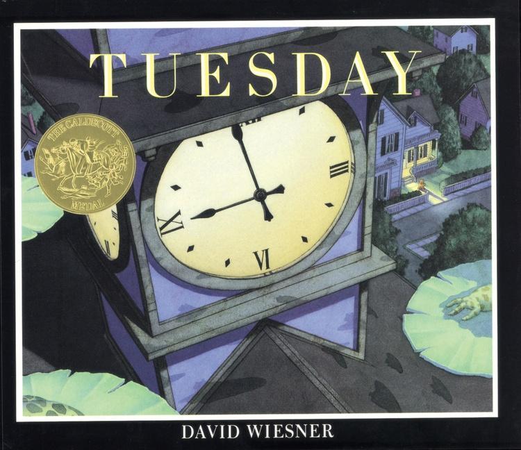 Tuesday als Taschenbuch