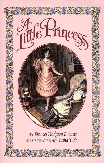 A Little Princess [With Satin Ribbon] als Buch