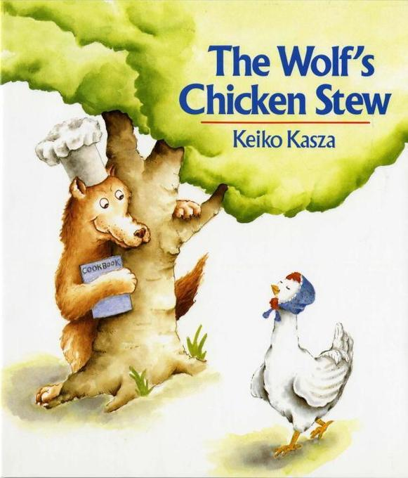 The Wolf's Chicken Stew als Buch