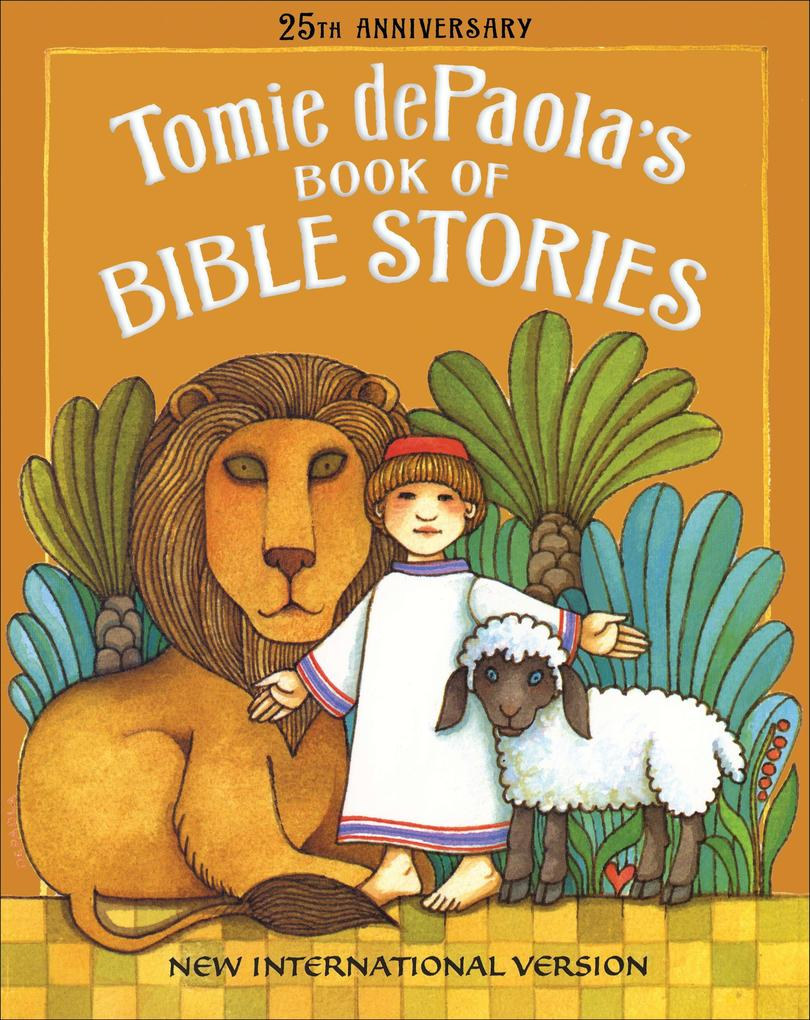 Tomie Depaola's Book of Bible Stories als Buch