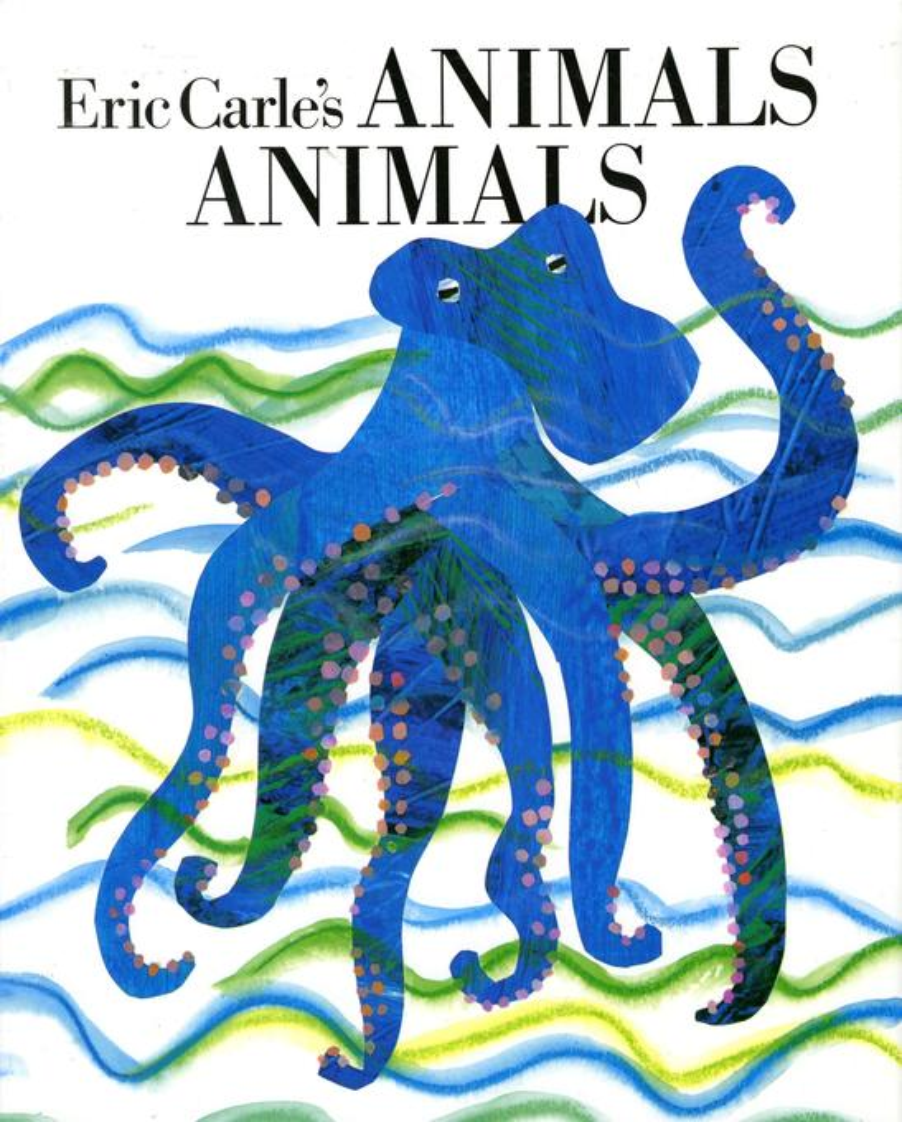 Eric Carle's Animals Animals als Buch