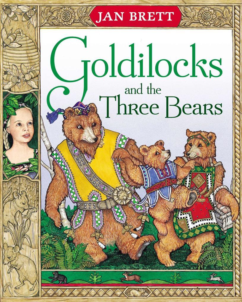 Goldilocks and the Three Bears als Buch